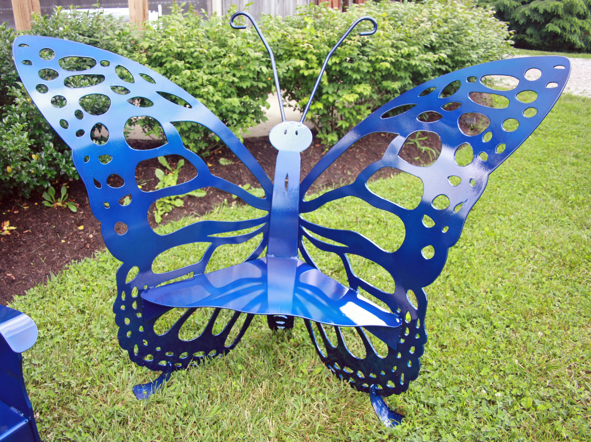 Butterfly metal chair - Butterfly Chair