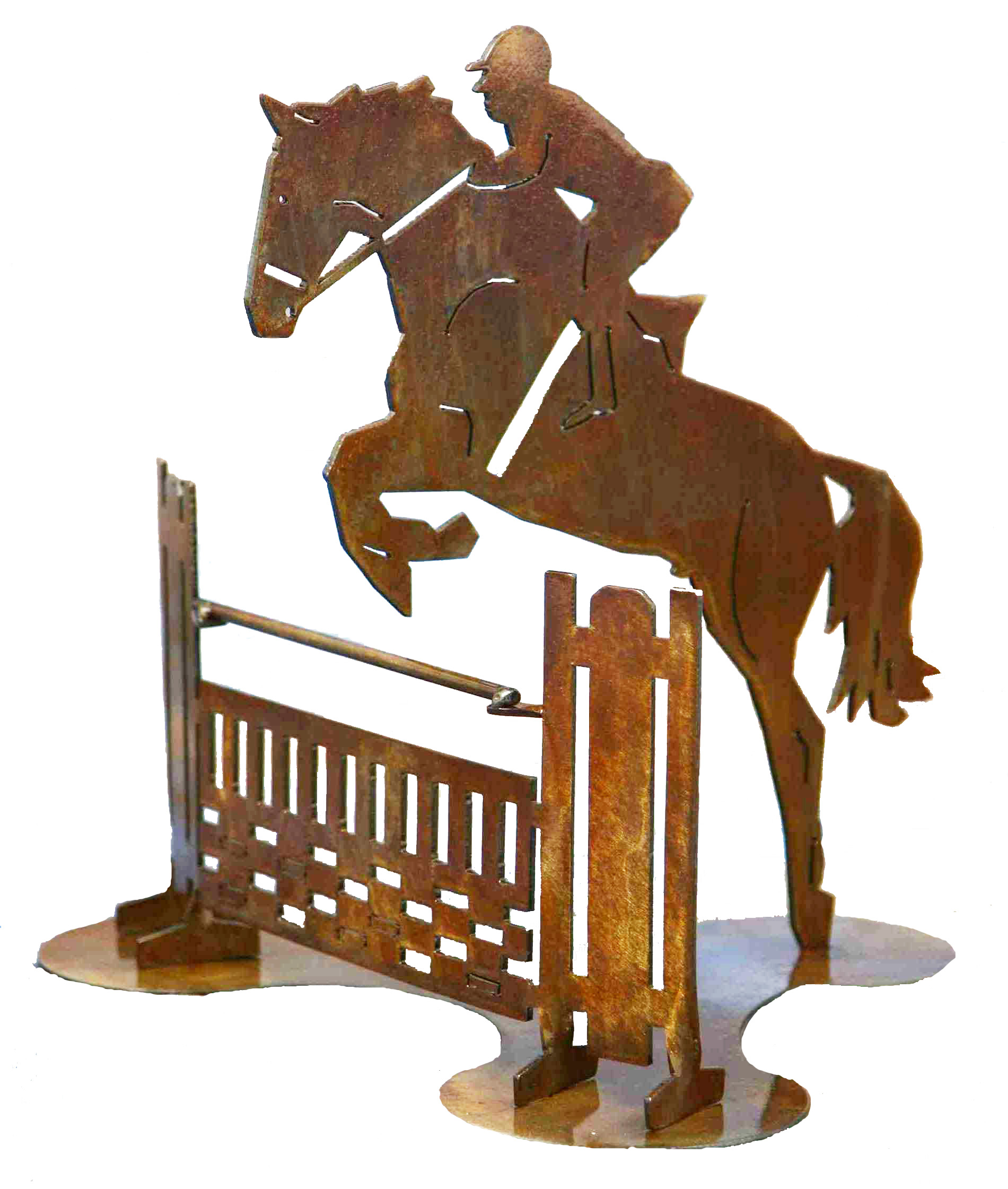 Hunter Jumper - Metal Equestrian Event