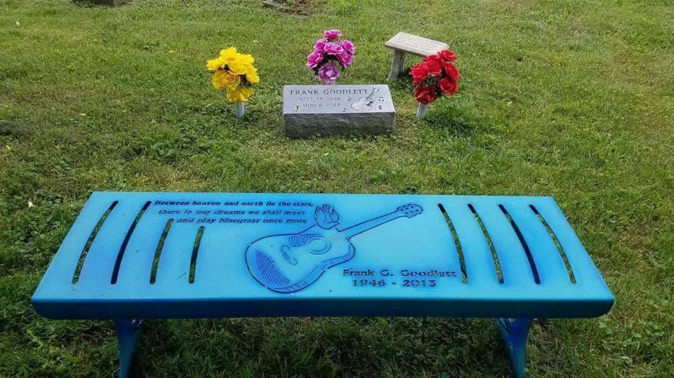 Memorial Flat Bench